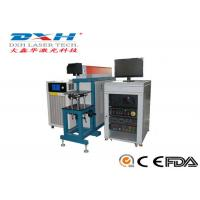 Buy cheap 50W Keyboard 3D Green Laser Marking Machine High Pulse Repeating Rate from wholesalers