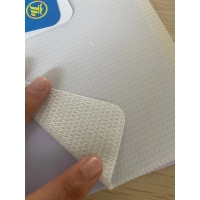 Buy cheap Advertising Materials Printable 320gsm PVC Mesh Fabric from wholesalers
