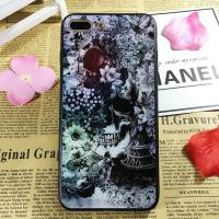 Buy cheap PC+TPU Silk Grain Skeleton Pattern Designing Cell Phone Case Cover For iPhone 7 6s Plus from wholesalers
