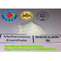 Buy cheap Anabolic Muscle Building Steroids Methenolone Enanthate / Primobolan Enanthate for Bodybuilding from wholesalers