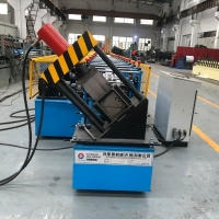 Buy cheap 2.0-3.0 mm Material Carbon Steel Beam Purlin Roll Forming Machine for Container House from wholesalers