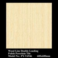 Buy cheap Wood Vein Double Loading series polish tiles PY-V6946 product