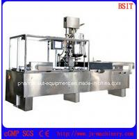 Buy cheap High Speed Suppository/Ovule Filling and Sealing Production Line with PVC/PE film from wholesalers