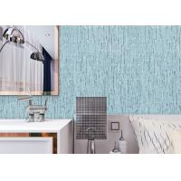 Buy cheap Good Breathable Non Woven Wallpaper , Line Pattern Wallpapers For Wall Decoration from wholesalers