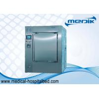 Buy cheap Bulk Medical Waste Vacuum Pressure Sterilizer , 360L Large Sterilization Machine from wholesalers