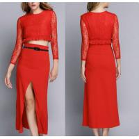 Buy cheap Fashion Floor Length Sexy Evening / Cocktail Dresses of Spandex / Cotton from wholesalers