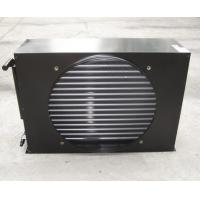 Buy cheap 3/8 Copper Tube Aluminium Fin Air Cooled Condenser for Refrigerator from wholesalers