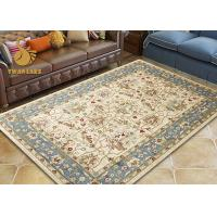 Home Decoration Persian Floor Rugs Easy Clean With Fashion Pattern