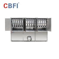 Buy cheap water or air cooled system  Ice Cube Machine good ice bin design from wholesalers