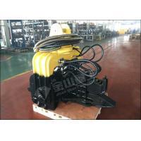 Hydraulic System Excavator Vibro Hammer Driver MachineFit PC200 PC220 Excavator