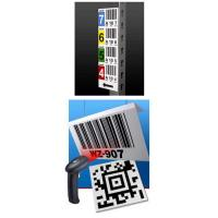 Buy cheap barcode PET label/tag from wholesalers