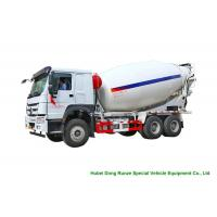 Buy cheap Howo Concrete Mixer Truck For Cement Transportation 10cbm Right Hand Drive from wholesalers