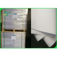Buy cheap 70 / 80 / 90GSM High Whiteness Copier Paper Rolls for Printing Press from wholesalers