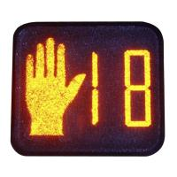 Buy cheap 16x18 Inches Pedestrian& Countdown Time Traffic Light from wholesalers