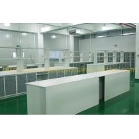 Buy cheap Epoxy resin chemical resistance laboratory bench top / laboratory workbench from wholesalers