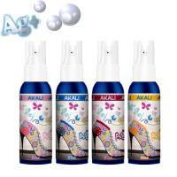Buy cheap Deodorant and antimicrobial Foot care spray, Ag+, Shoe clean, Athlete foot from wholesalers