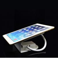 Buy cheap COMER tablet retail security table display metal charger stands with alarm from wholesalers