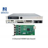 Buy cheap Cost Effective Integrated Receiver Decoder Demodulate And Descramble Satellite Broadcast from wholesalers