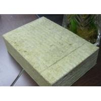 Buy cheap Rock Wool Roof Insulation Board Non - Toxic Corrosion Resistant from wholesalers