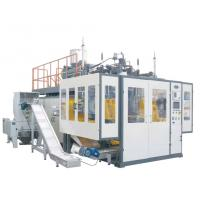 Buy cheap Convenient Extrusion Blow Molding Machine JWZ-BM05D/12D/20D Toggle Type Platen from wholesalers