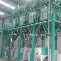 Buy cheap 30-50TPD flour mill machines maize meal grinding machines grinding mills for sale in zimbabwe from wholesalers
