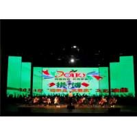 Buy cheap P2.5 Ultra Thin Indoor Full Color LED Video Wall Panels For Advertising , 1R1G1B from wholesalers