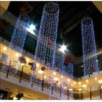 Buy cheap shopping center christmas decoration lights from wholesalers