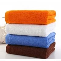 Buy cheap 14''*30'' 100g Cotton Soft Face Towel Hand Towel High Quality Hotel Towel Home Pure Color from wholesalers