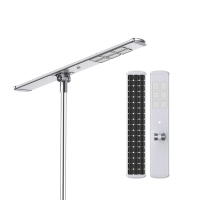 Buy cheap Aluminum Motion Sensor IP65 Integrated Solar LED Street Light from wholesalers