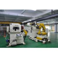 Buy cheap Automatic Air Feeder Equipment Sheet Metal Stamping With 12 Months Warranty Period from wholesalers