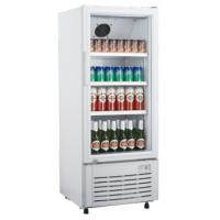 Buy cheap 220L Upright Display Beverage Cooler , Single Door Drinks Cooler Fridge,Commercial Refrigerator without Canopy product