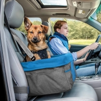 Buy cheap  Wholesale Portable Travel Pet Booster Bed Small Puppy Car Seat Covers for Dogs          from wholesalers