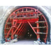 Buy cheap Permanent Tunnel Formwork System / Tunnel Lining Trolley from wholesalers