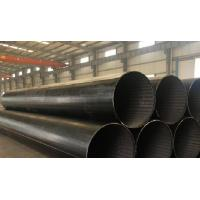 Buy cheap Q245B Q345B 16Mn Hot Finished / Cold Finished ERW Carbon Steel Pipe For Fluid from wholesalers