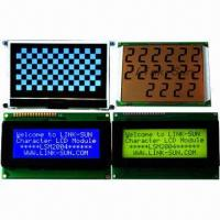 Buy cheap LCD Modules, with LED and El Backlight from wholesalers