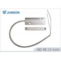 Buy cheap Wired Magnetic Door Switch , Magnetic Reed Switch For Metal Rolling Door from wholesalers