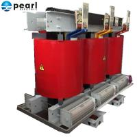 Buy cheap 11 KV - 3150kVA Dry Type Transformer Low Noise Dry Type Cast Resin Transformer from wholesalers