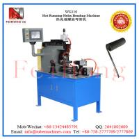 Buy cheap bending machine for hot runner coil heaters from wholesalers