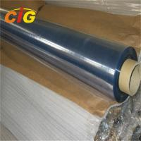 Buy cheap Clear Flexible PVC Sheet PVC Film Roll With 0.06mm-0.5mm Thick For Packing Bag from wholesalers