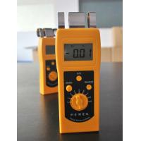 Buy cheap Inductive Moisture Meter range 0%-50% with high accuracy ,portable stable testing meter DM200W from wholesalers