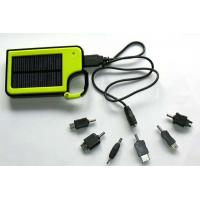 Buy cheap solar keychain charger for mobiles, USB Charger, 1450mAh Power Bank  Portabl from wholesalers
