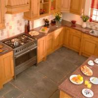 Buy cheap Polished Surface Natural Stone Countertops Granite Kitchen Countertops from wholesalers