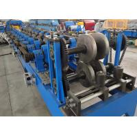 Buy cheap CZ Purlin Steel Profiled Interchangeable Metal Roll Forming Machine Fully Automatic product