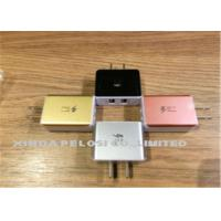 Buy cheap ABS / PC Material Dual Port Usb Charger , US Plug Android Phone Accessories product