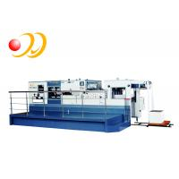 Buy cheap Electronic Paper Die Cutting Machine High Strength Casting With Stripping Unit from wholesalers