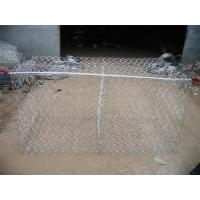 Buy cheap Economical Gabion Stone Cages , Corrosion Resistant Rock Basket Retaining Wall from wholesalers