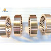 Buy cheap 4PCS Graphite Copper Bushing Self Lubricating Materials High Strength from wholesalers
