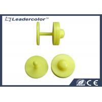 Buy cheap RFID Animal Tracking Custom Livestock Ear Tags ISO 11784 EM4200 Chip from wholesalers