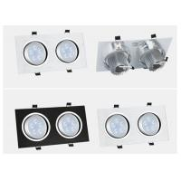 Buy cheap 7W 15W Square Led Pot Lights , Professional 12w Led Downlight Fixture from wholesalers