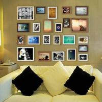 Buy cheap Photo Frame Wall Decals Removable Memories Stickers Decor Art Mural Wall Sticker Home from wholesalers
